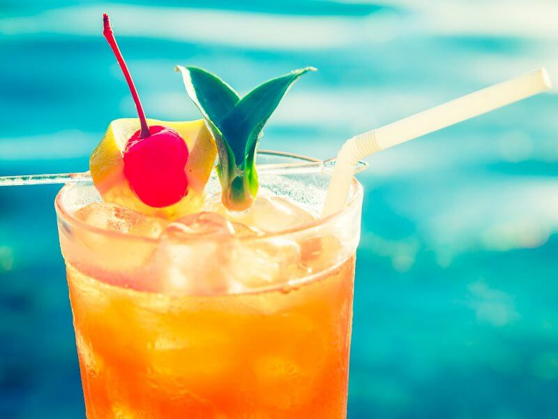 Cocktail Harvey Wallbanger