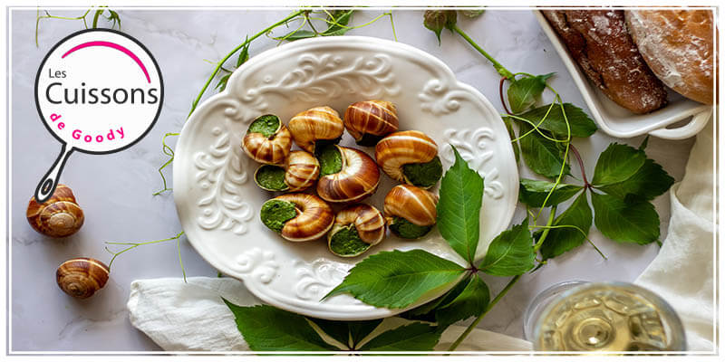 cuisson escargots