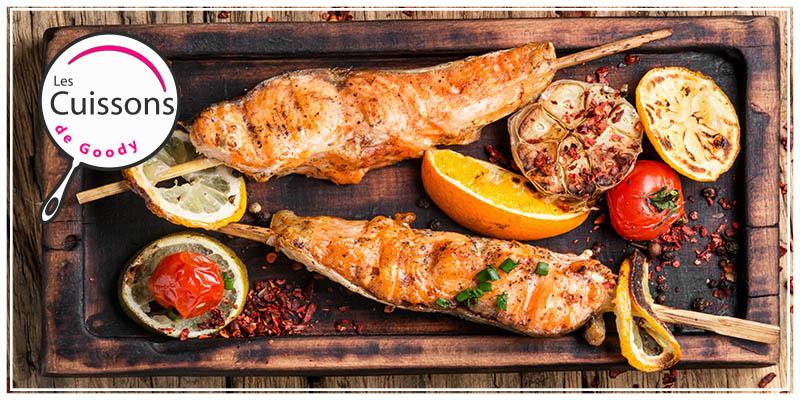 temps de cuisson saumon au four