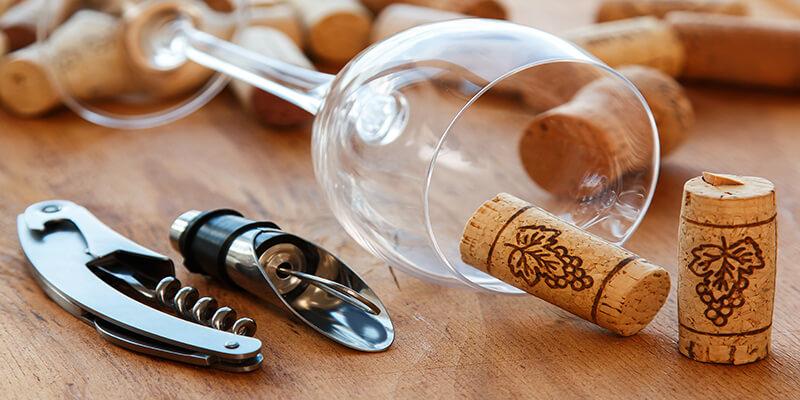 Accessoire vin