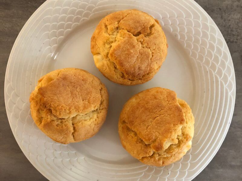 Muffins à la feta